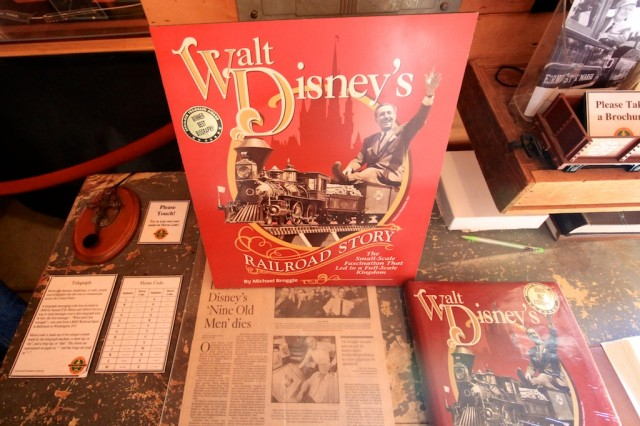 Walt Disney Railroad Story 640x426