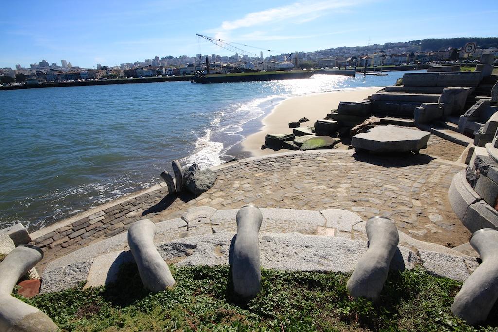 Wave Organ of San Francisco