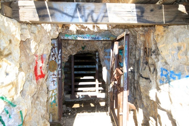 Big Horn Mine Entrance