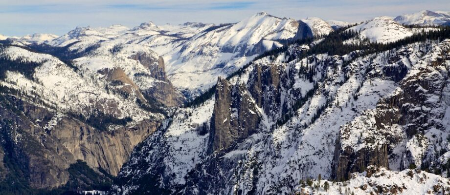 Winter in Yosemite: Seven Things to Do