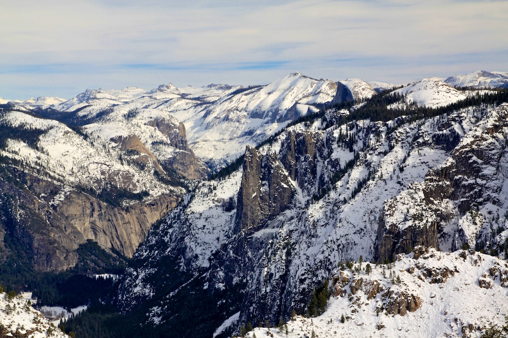 Winter In Yosemite Seven Things To Do California