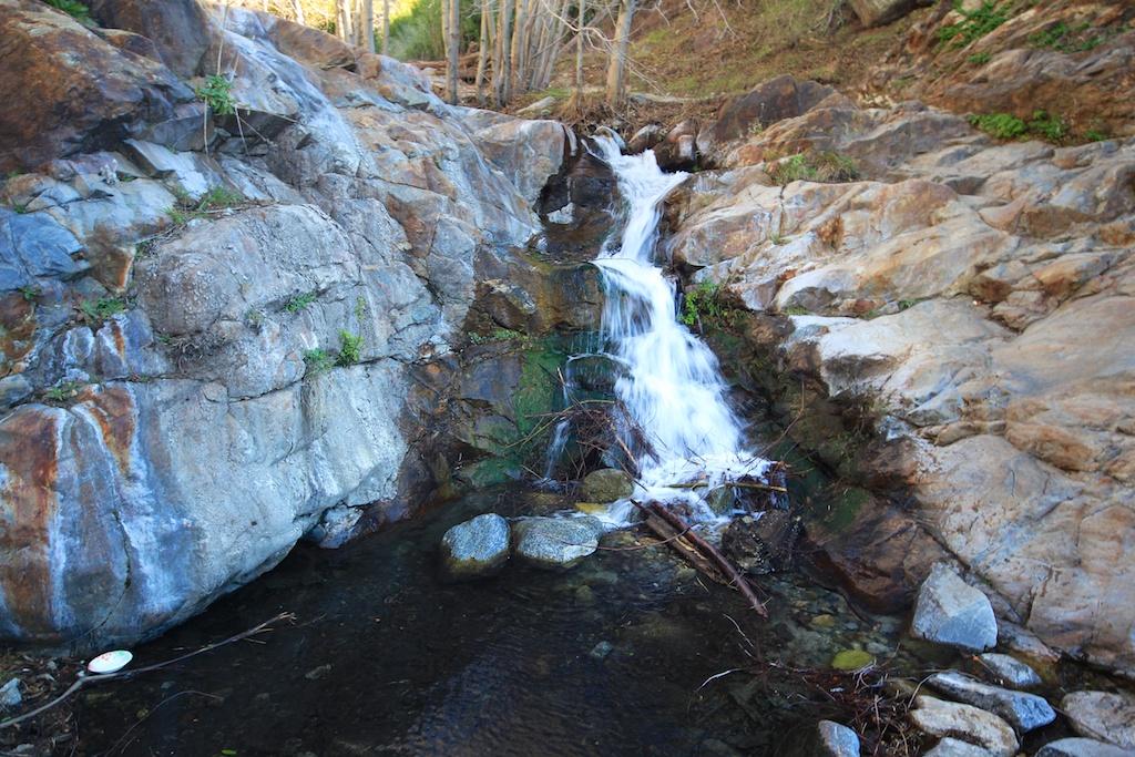 Etiwanda Falls North Etiwanda Preserve California