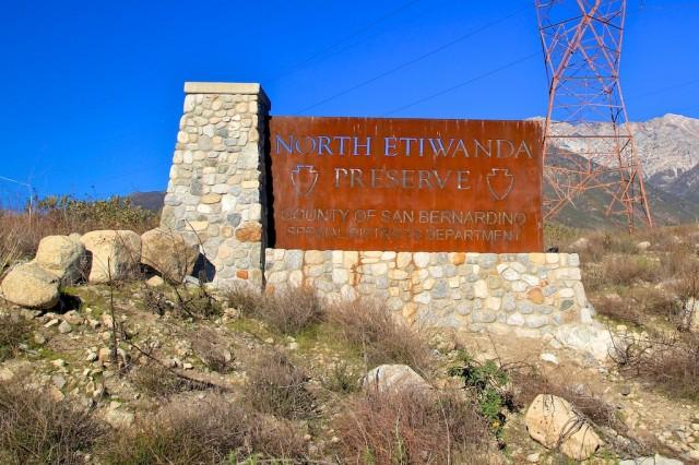 Etiwanda Falls 2