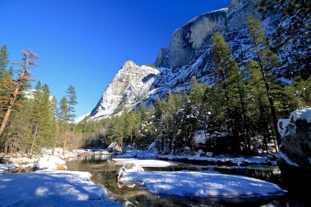 Mirror Lake Winter