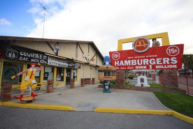 Original McDonalds Museum 16