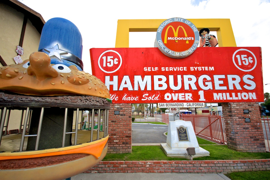 The Original McDonald's: A Museum in San Bernardino