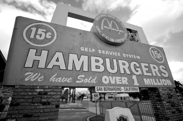 Original McDonalds Museum 19