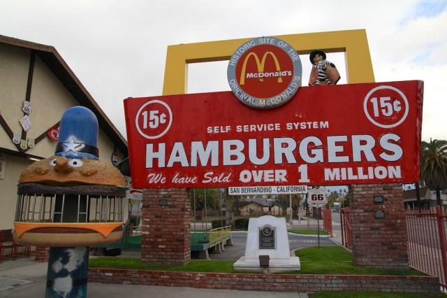Original McDonalds Museum