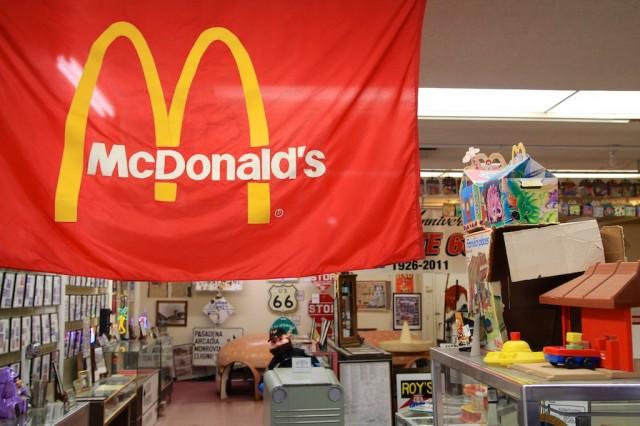 Original McDonalds Museum 9