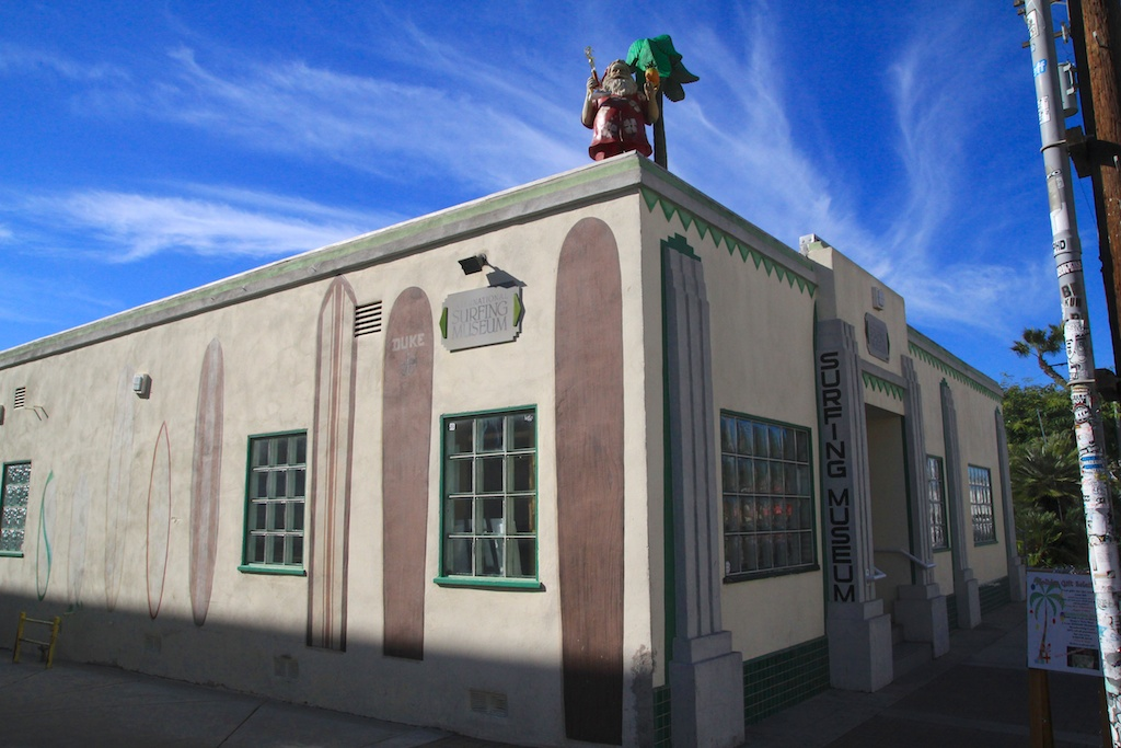 International Surfing Museum: Huntington Beach