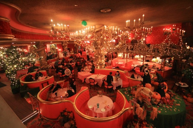 Madonna Inn Dining Room