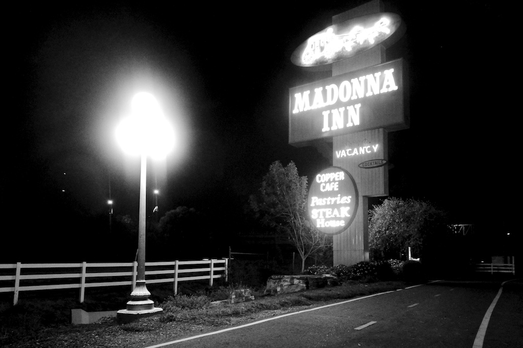 Madonna Inn – Eclectic Rooms, Amazing Food & Fountain Urinals