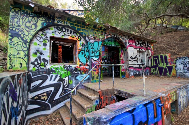 Murphy S Ranch Abandoned Nazi Camp In Santa Monica
