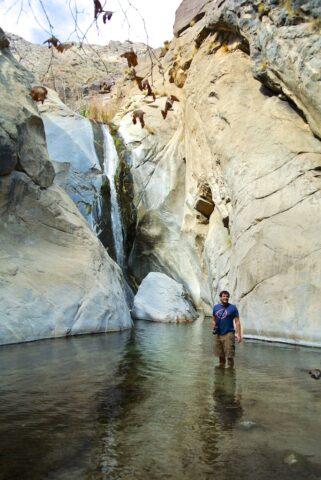 Tahquiz Falls