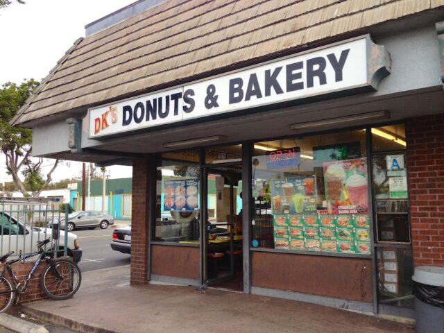 dk donuts 1