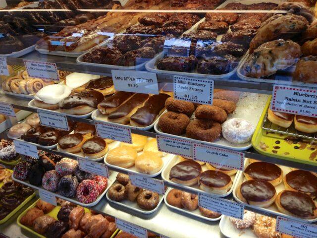 dk donuts 2