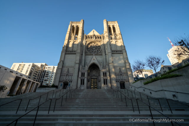 Grace Cathedral in San Francisco - California Through My Lens