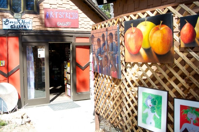 Artspresso Gallery