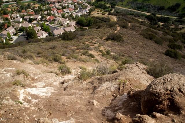 Castle Peak Approach