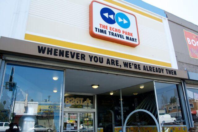Time Travel Mart 1