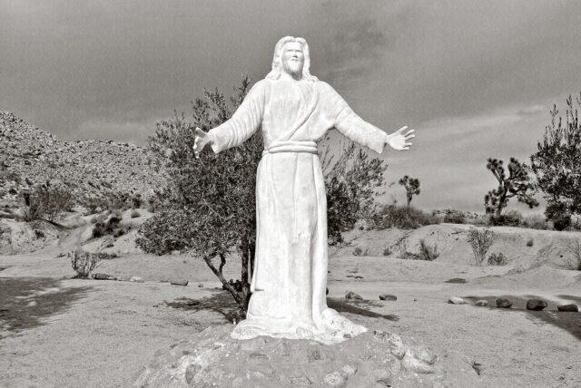 Desert Christ Park 13