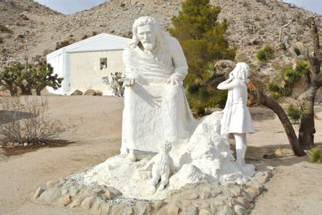 Desert Christ Park 14
