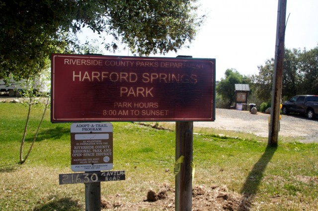 Harford Springs Reserve 1