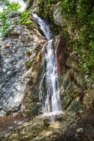 Monrovia Canyon Falls 1