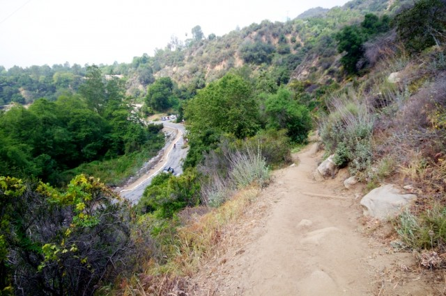 Monrovia Canyon Falls 2