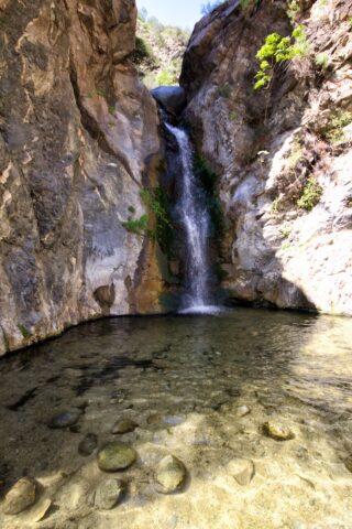Eaton Canyon Falls 1