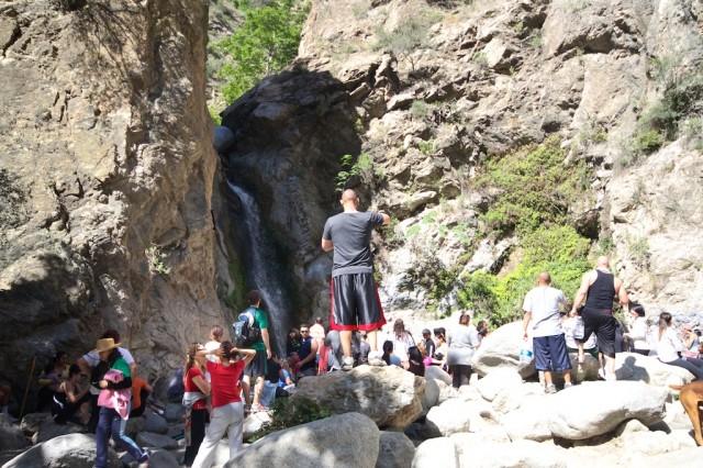 Eaton Canyon Falls 2