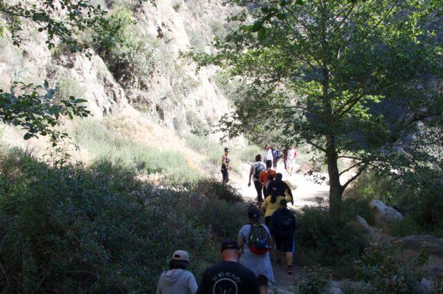 Eaton Canyon Falls 20