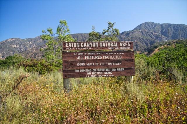 Eaton Canyon Falls 21