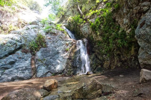 Monrovia Canyon Falls 16