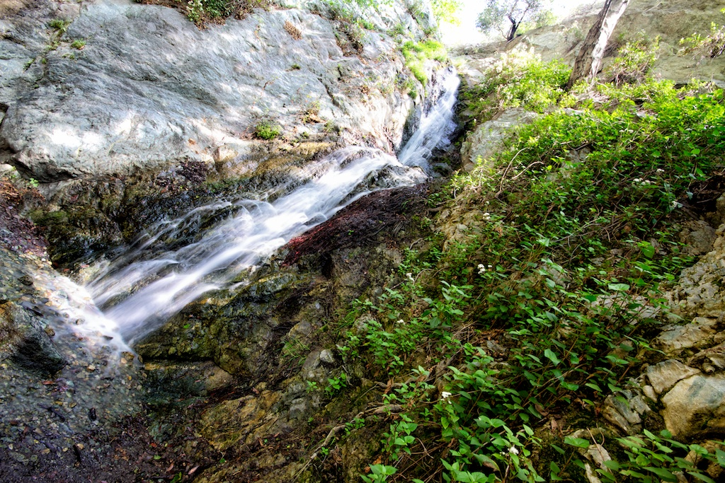 Monrovia Canyon Falls 17