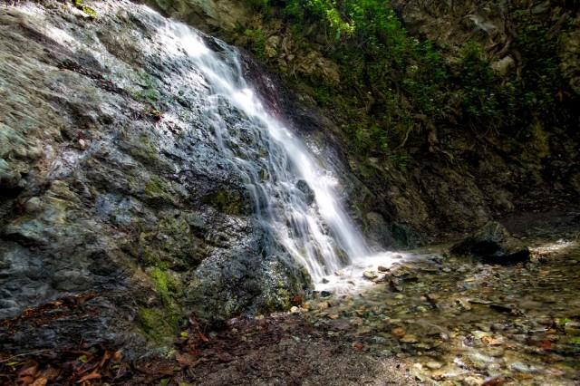 Monrovia Canyon Falls 19