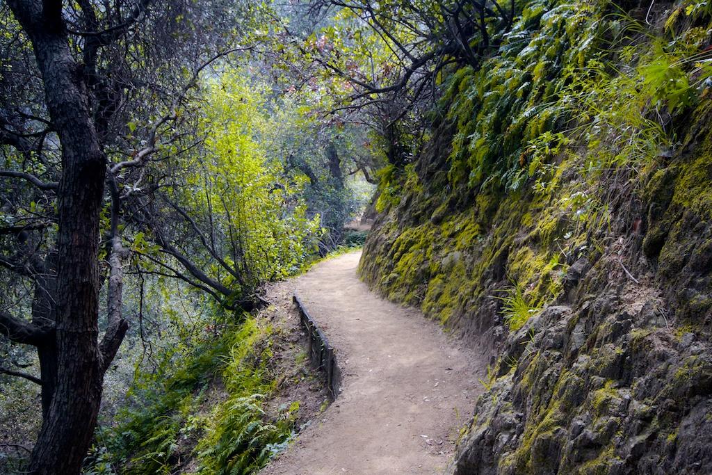 Monrovia Canyon Falls in Southern California - California Through ...