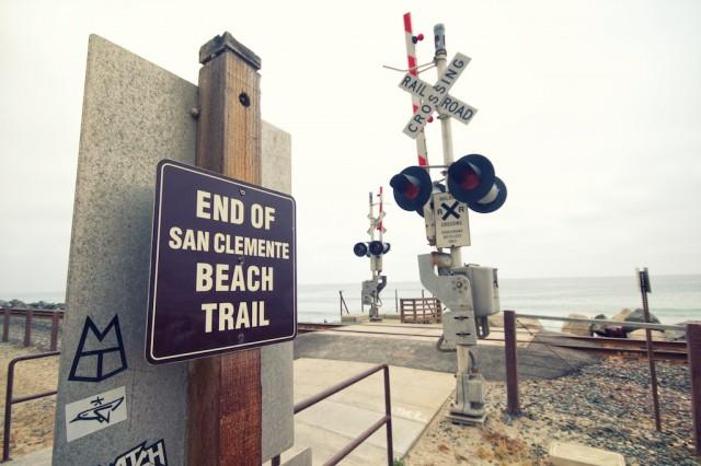 San Clemente Beach Trail 1