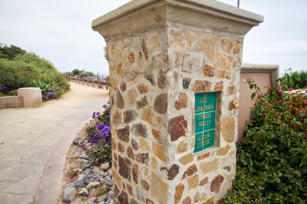 San Clemente Beach Trail – Walk or Bike Along the Beach