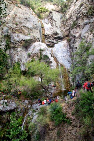 Fish Canyon Falls 16