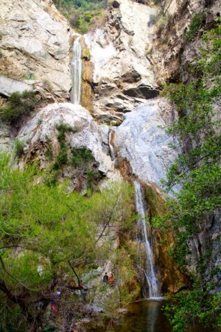 Fish Canyon Falls 18