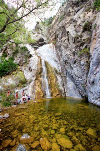 Fish Canyon Falls 21