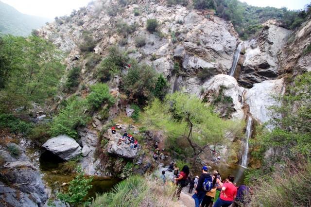 Fish Canyon Falls 22