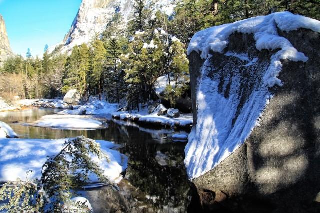 Mirror Lake Winter 4