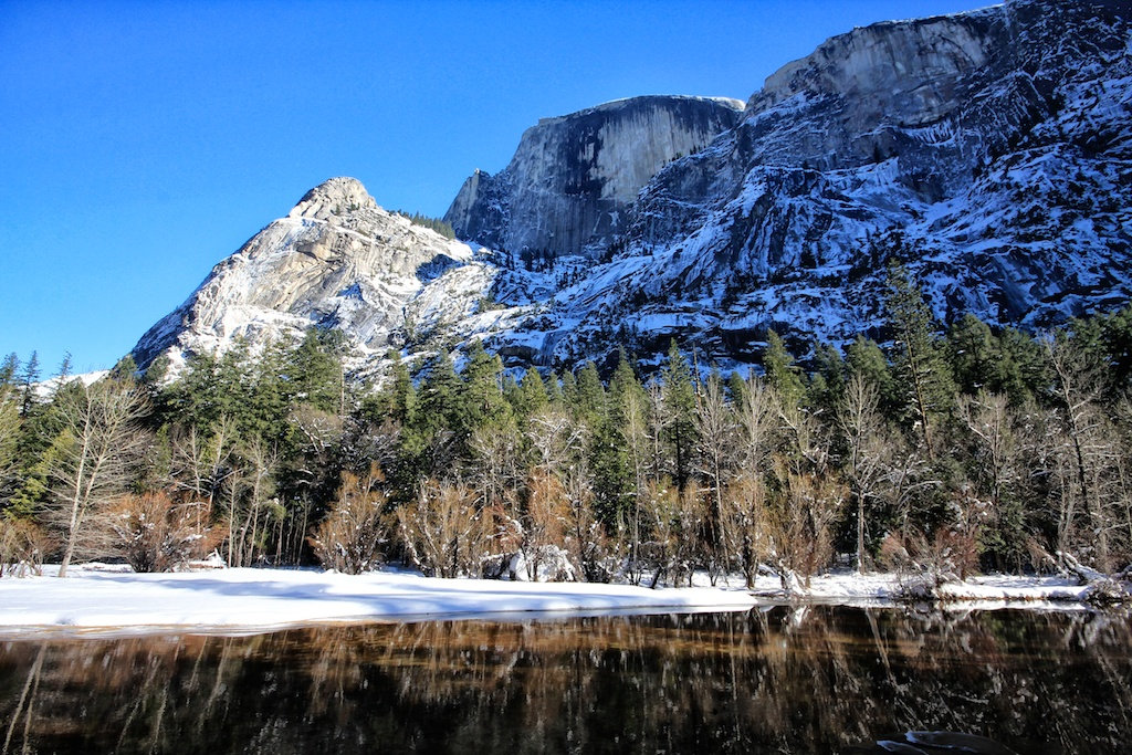 Mirror Lake Winter 6