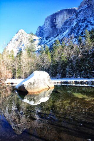 Mirror Lake Winter 7