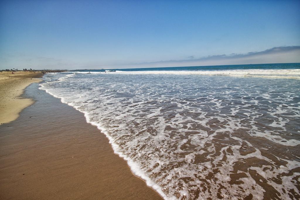 San Buenaventura State Beach in Ventura