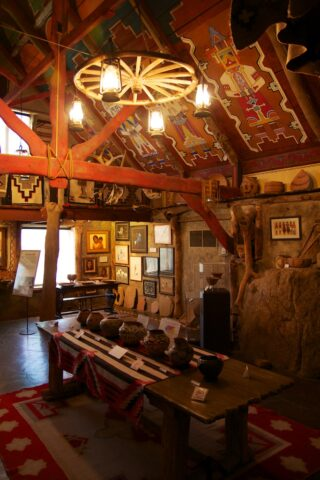 Antelope Valley Indian Museum 10