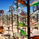Elmer's Bottle Tree Ranch on Route 66