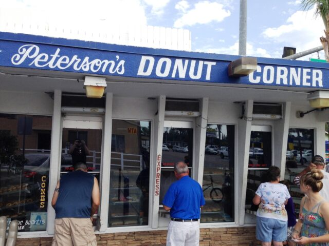 Petersons Donut Corner 10